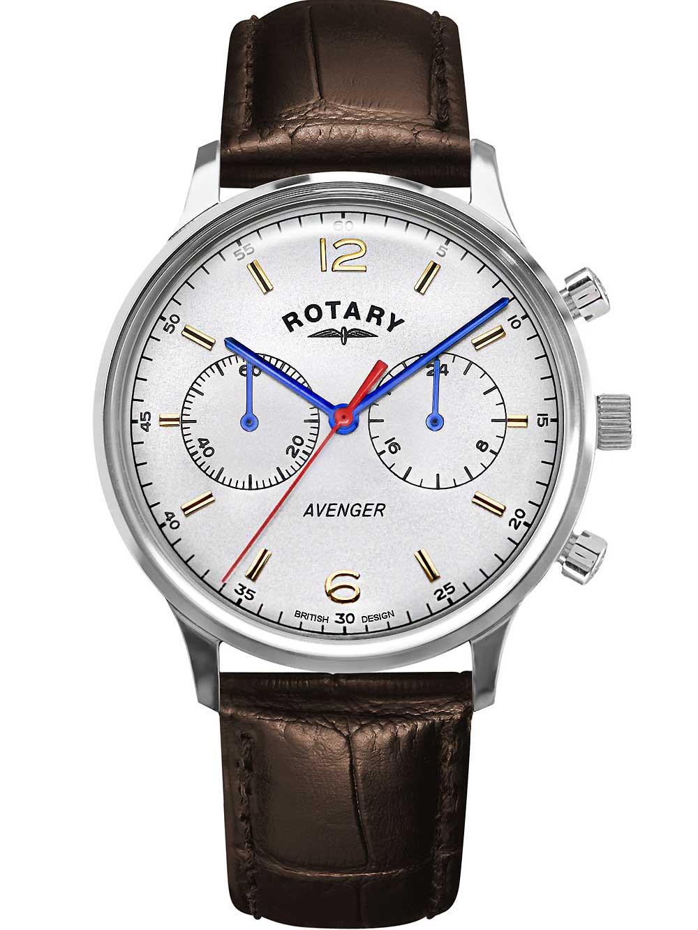 Rotary GS05203/70 Avenger Chronograph Herren 38mm 5ATM