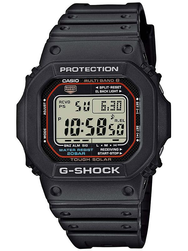 GW-M5610-1ER G-SHOCK Funk-Solar 43mm 20ATM