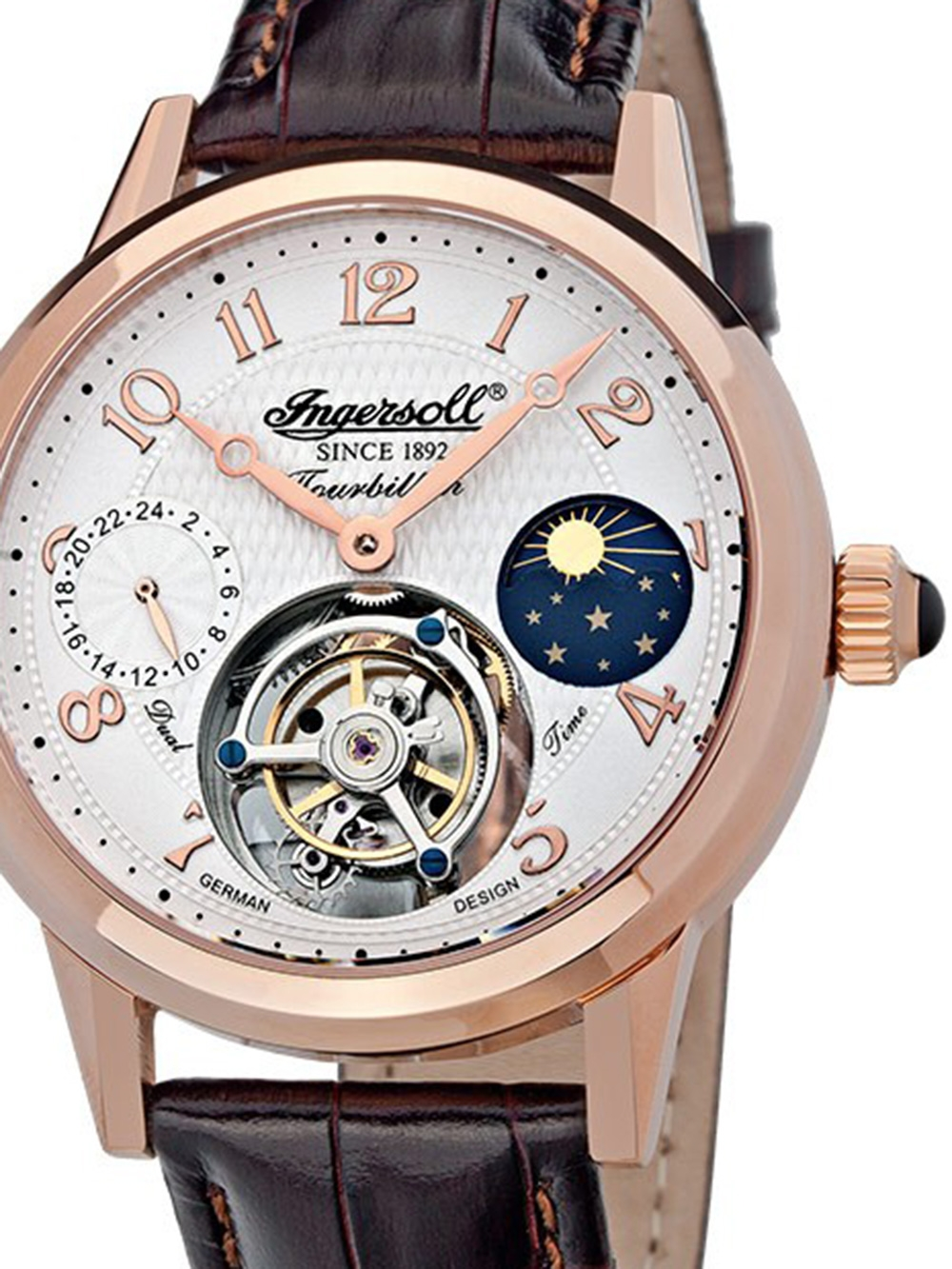 Pierce IN5305RG Tourbillon