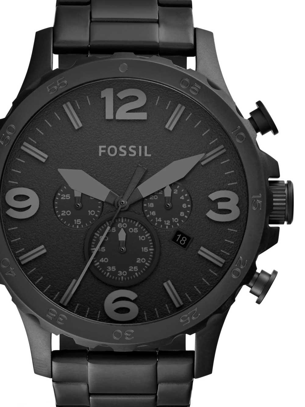 Fossil JR1401 Nate Herren Chronograph 50mm 5ATM