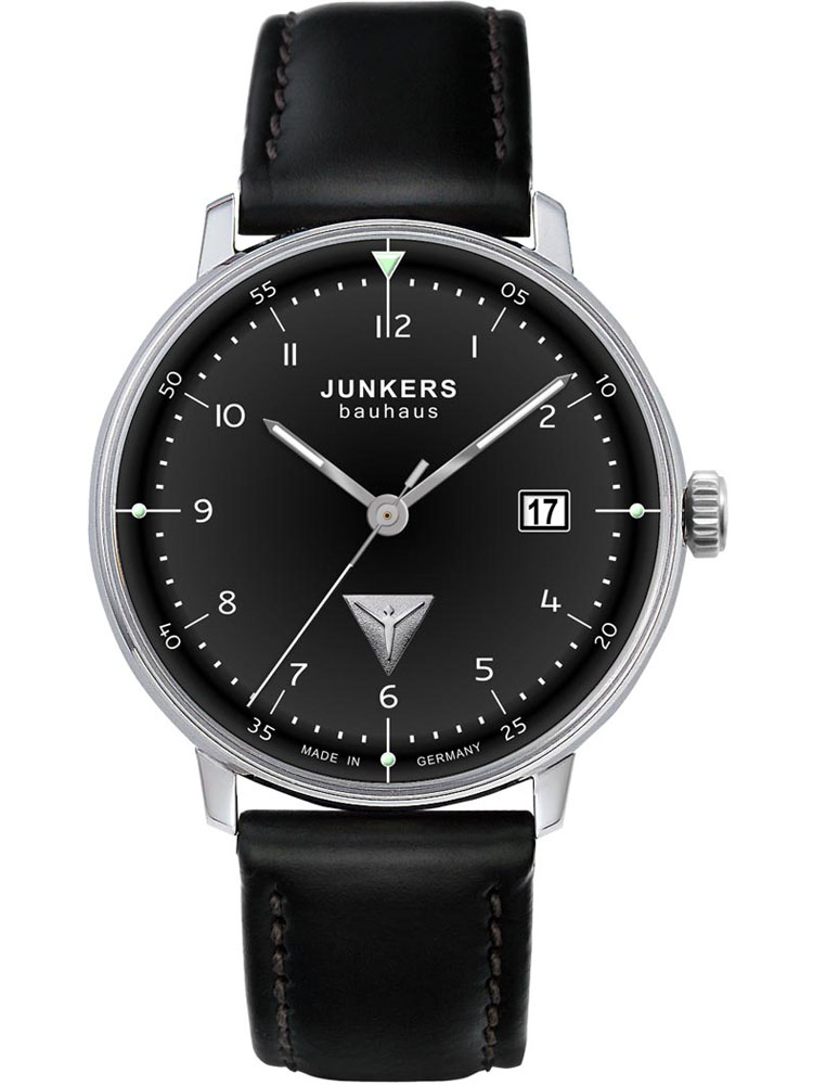 Junkers Bauhaus 6046 2 Herrenuhr