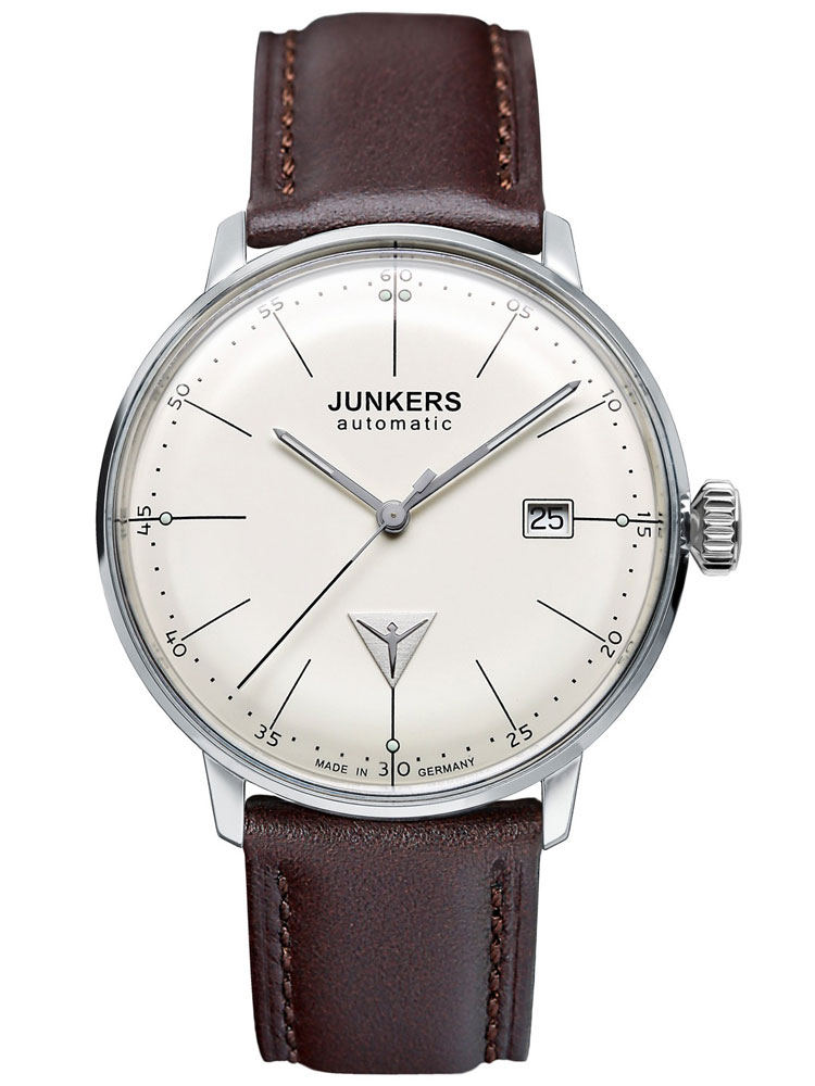 Junkers Bauhaus 6050 5 Herrenuhr Automatik