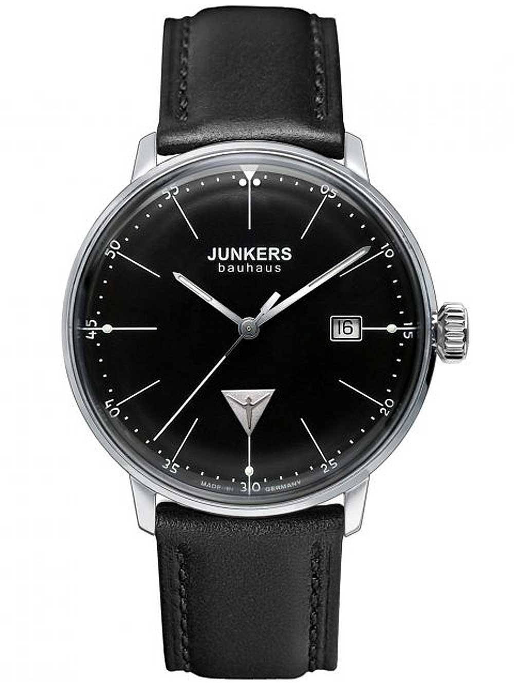 Junkers Bauhaus 6070 2 Herrenuhr