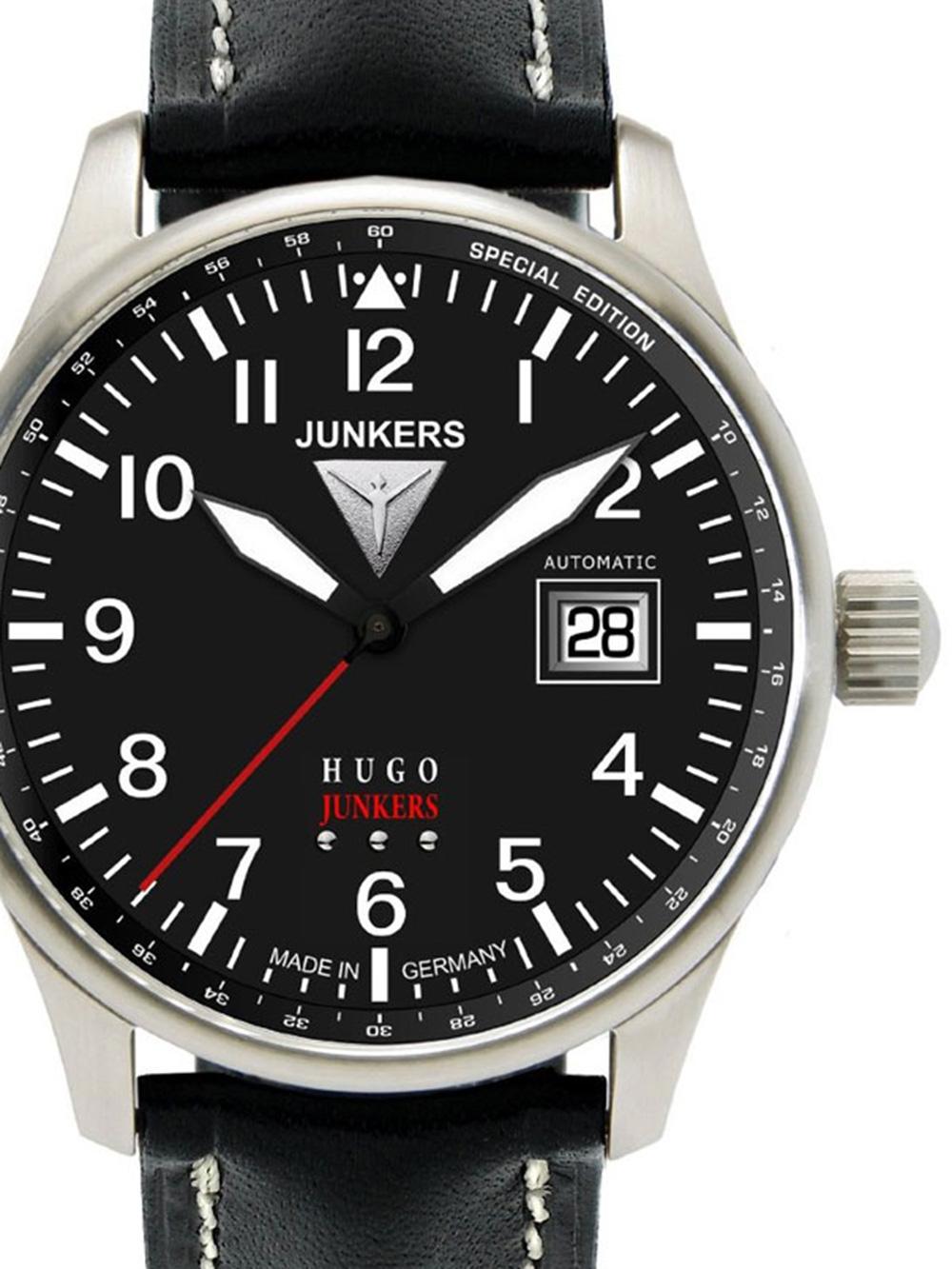 Junkers Special Edition Hugo Junkers 6650 2S Automatik Herrenuhr