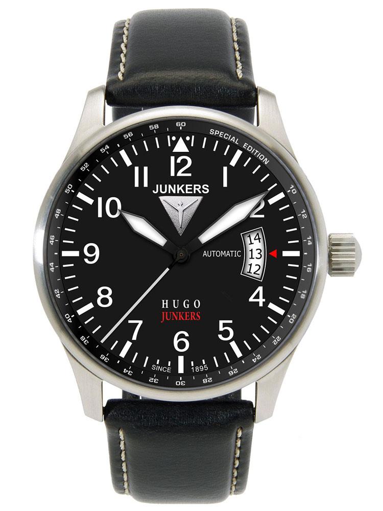 Junkers Hugo 6664 2 Automatik Herrenuhr