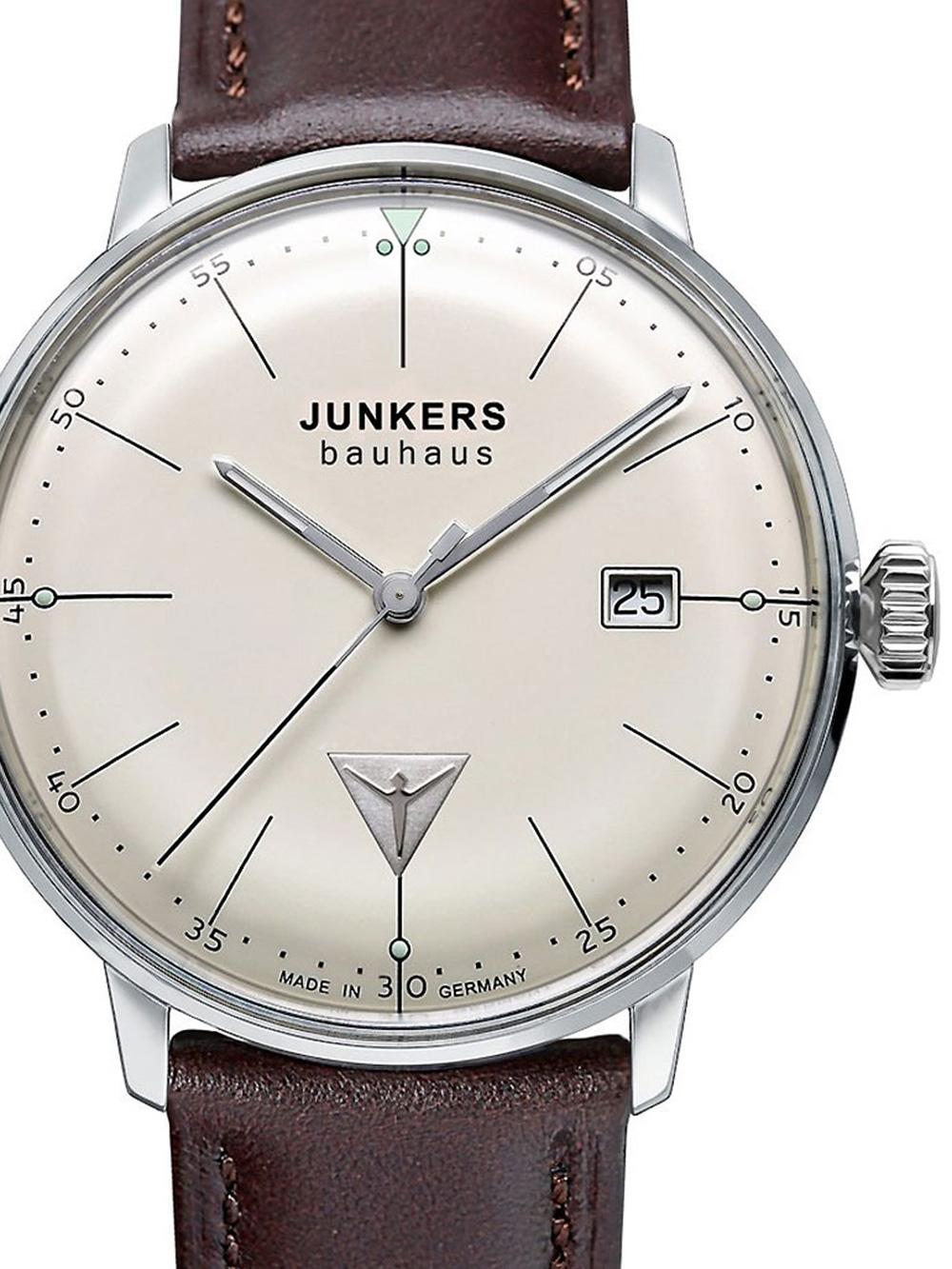 Junkers Bauhaus 6070 5 Herrenuhr