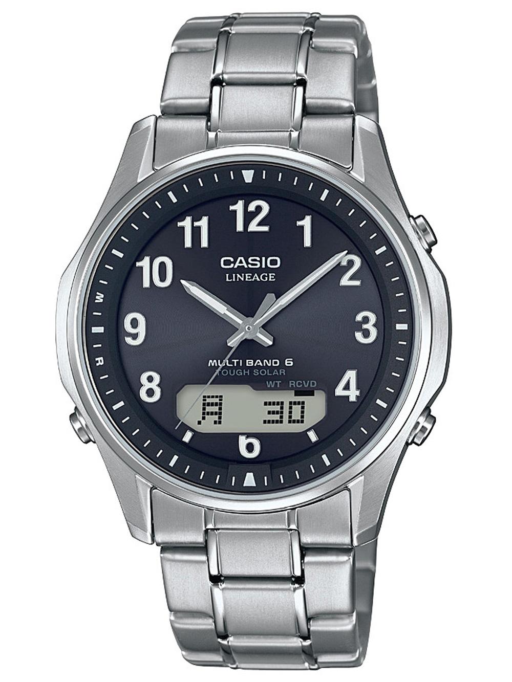 Casio LCW-M100TSE-1A2ER Wave Ceptor 40mm 10ATM