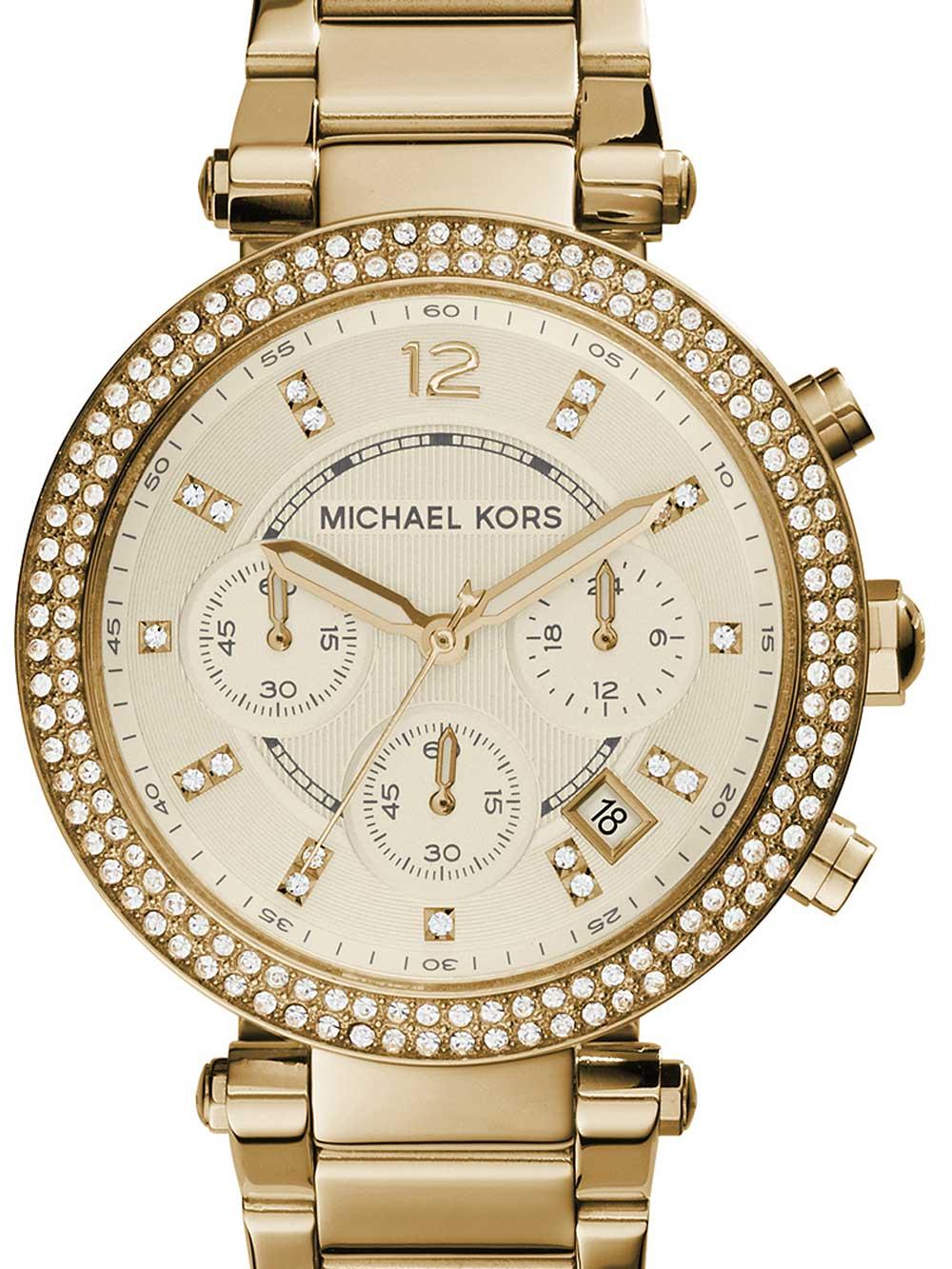 Michael Kors MK5354 Parker Chronograph Damen 39mm 10ATM