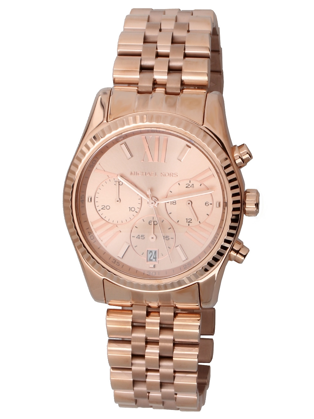 Michael Kors MK5569 Lexington Chronograph Damen 38mm 10ATM