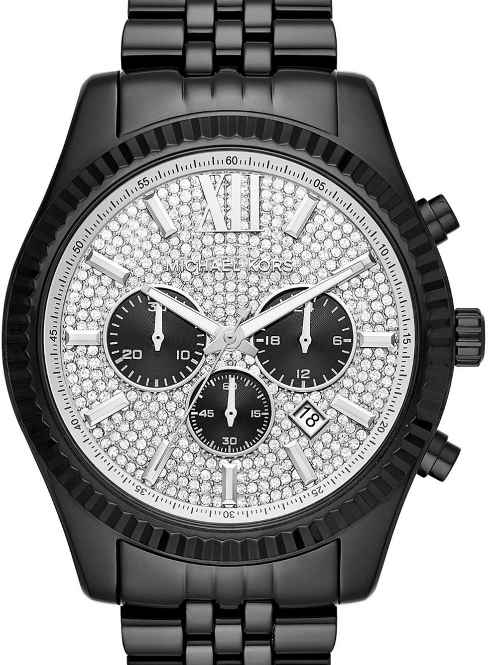 Michael Kors MK8605 Lexington Chronograph 45mm 10ATM