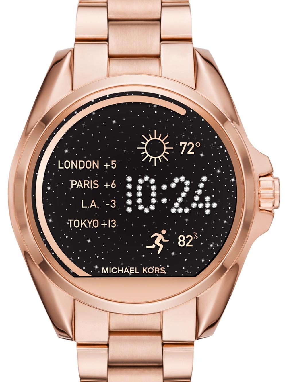 Michael Kors MKT5004 Bradshaw Access Smartwatch Damen 45mm 5ATM