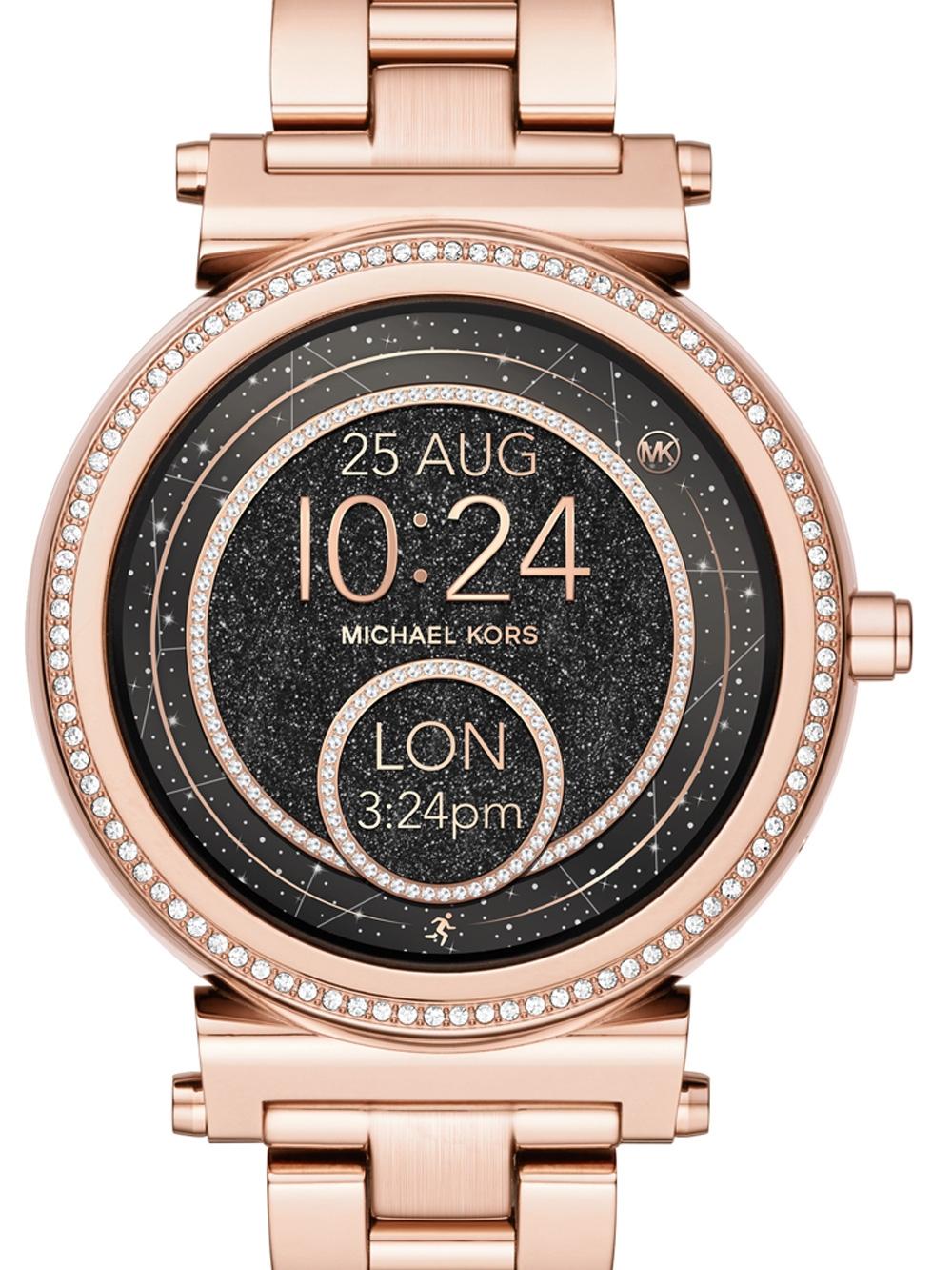 Michael Kors MKT5022 Sofie Access Smartwatch Damen 42mm 5ATM