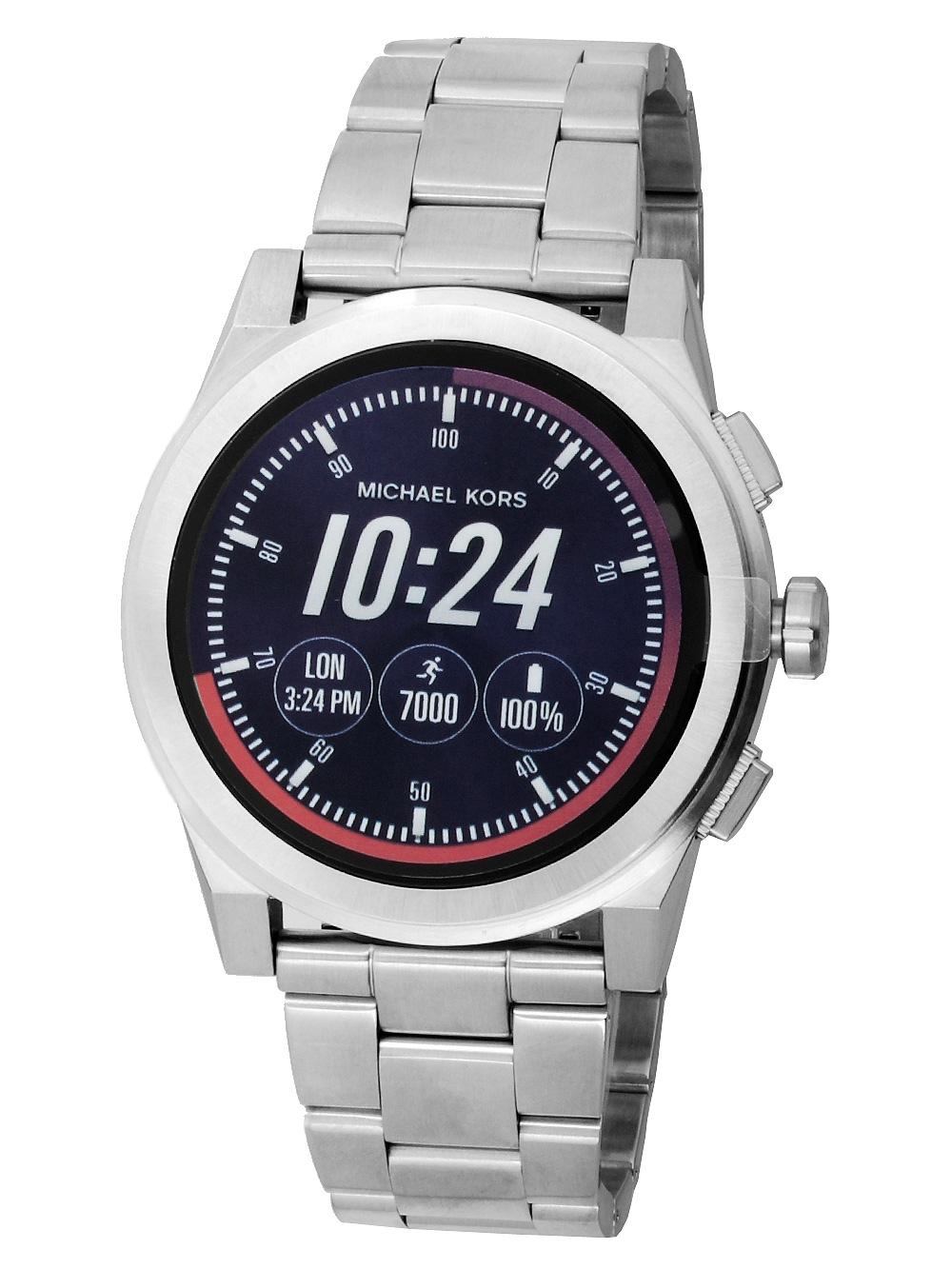 Michael Kors MKT5025 Grayson Access Smartwatch Herren 47mm 3ATM