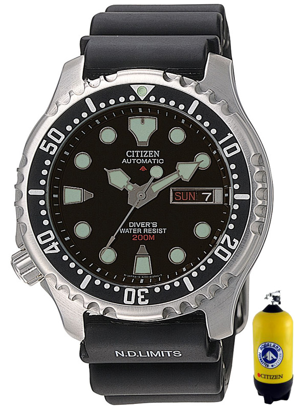 Citizen NY0040-09EE Promaster Sea Automatik 42mm 20ATM