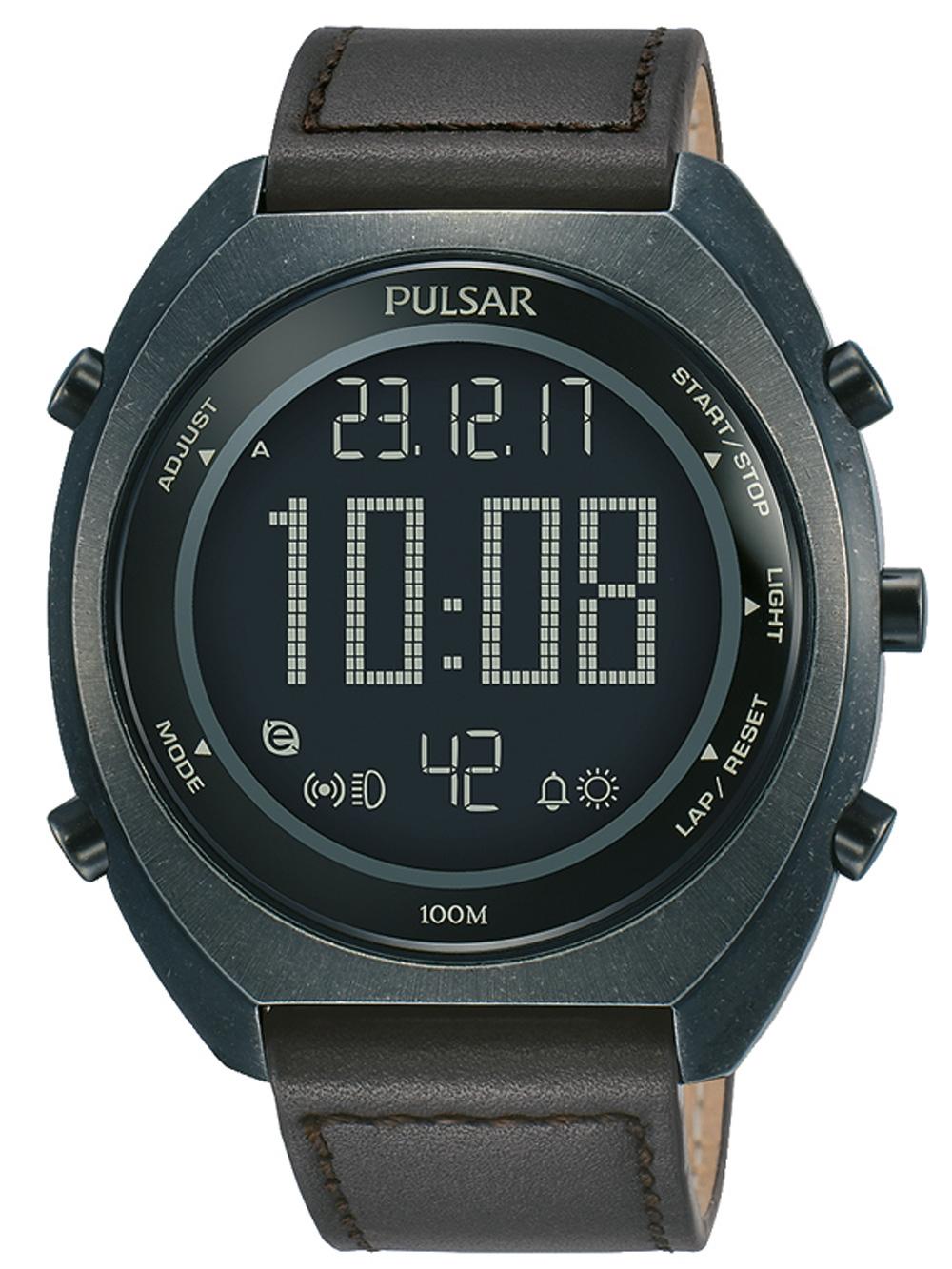 Pulsar P5A029X1 Chronograph 45mm 10ATM