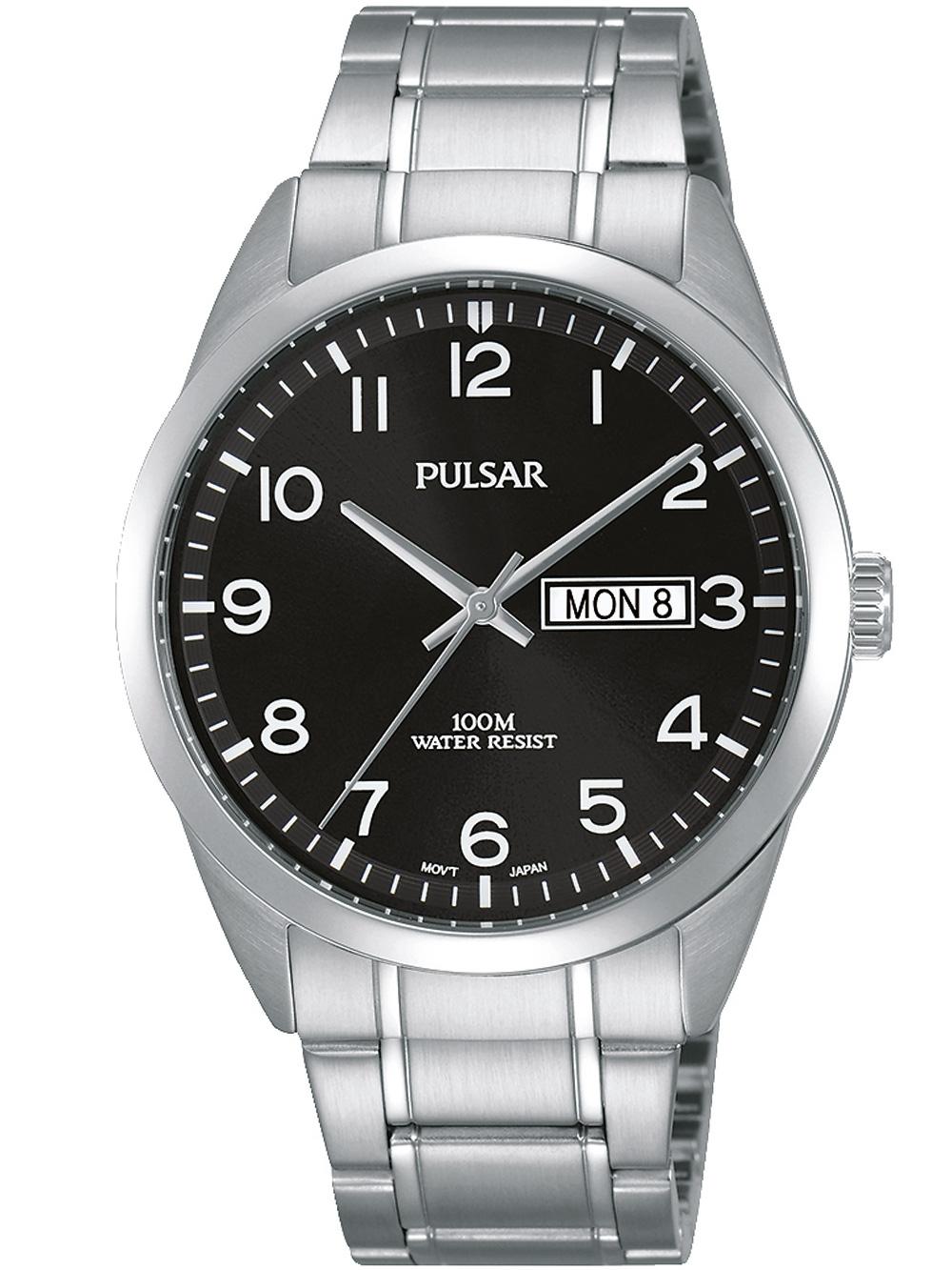 Pulsar PJ6063X1 Klassik Herren 38mm 10ATM