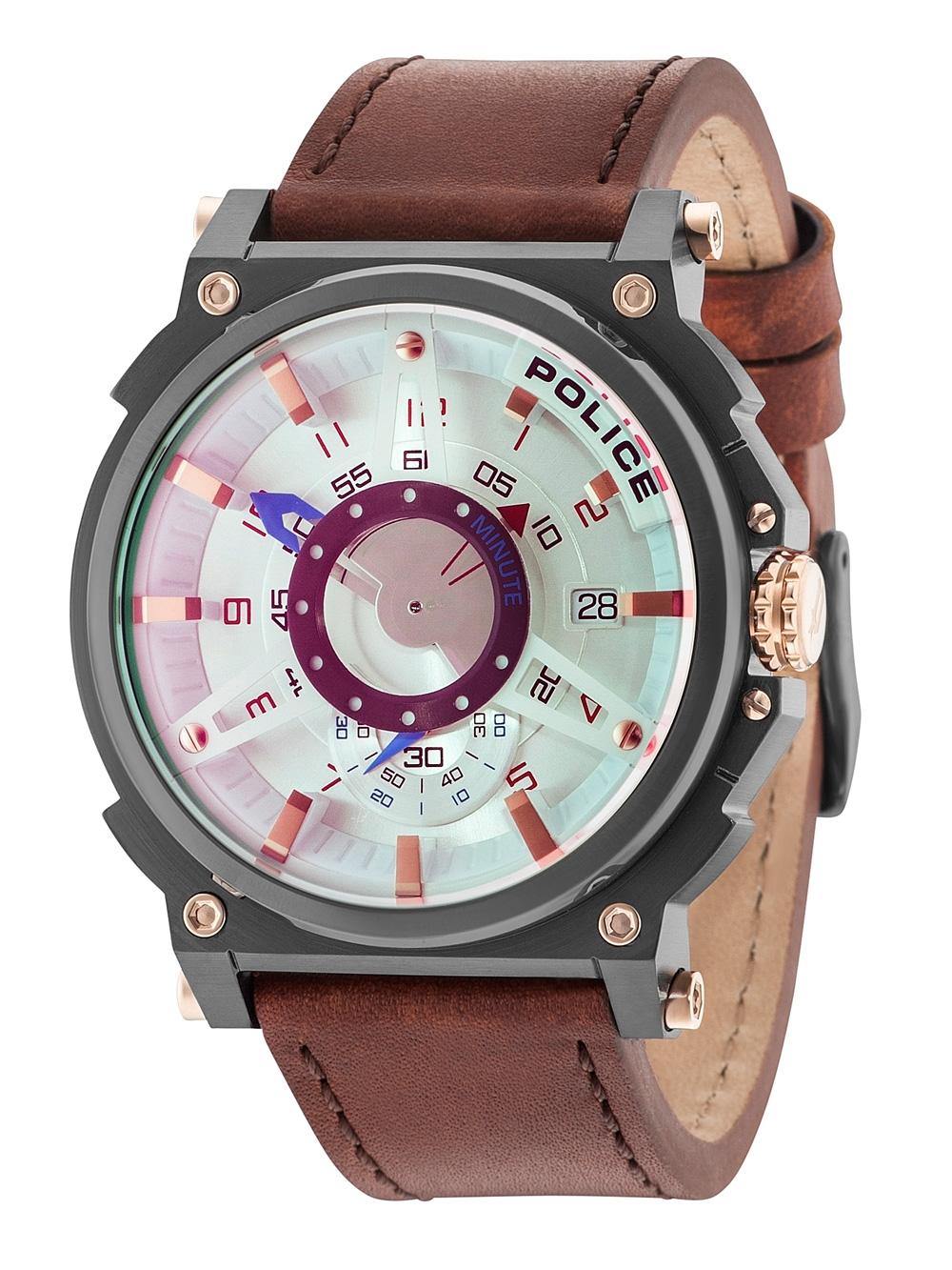 PL15048JSU/04 Compass Herren 50mm 5ATM