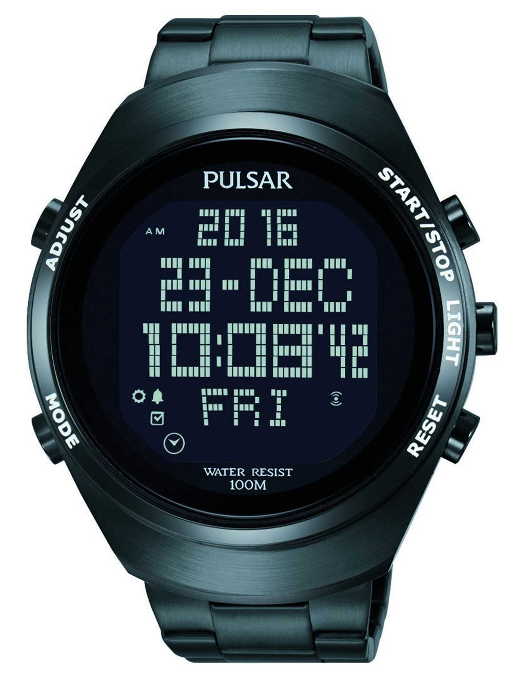 PQ2057X1 Herren Digital-Chrono 46mm 10ATM
