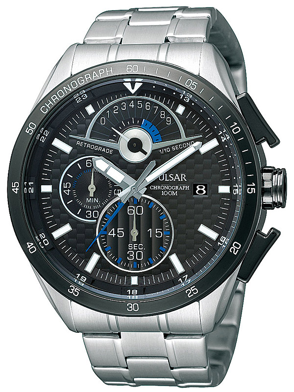 Pulsar PS6039X1 Herrenuhr Chronograph