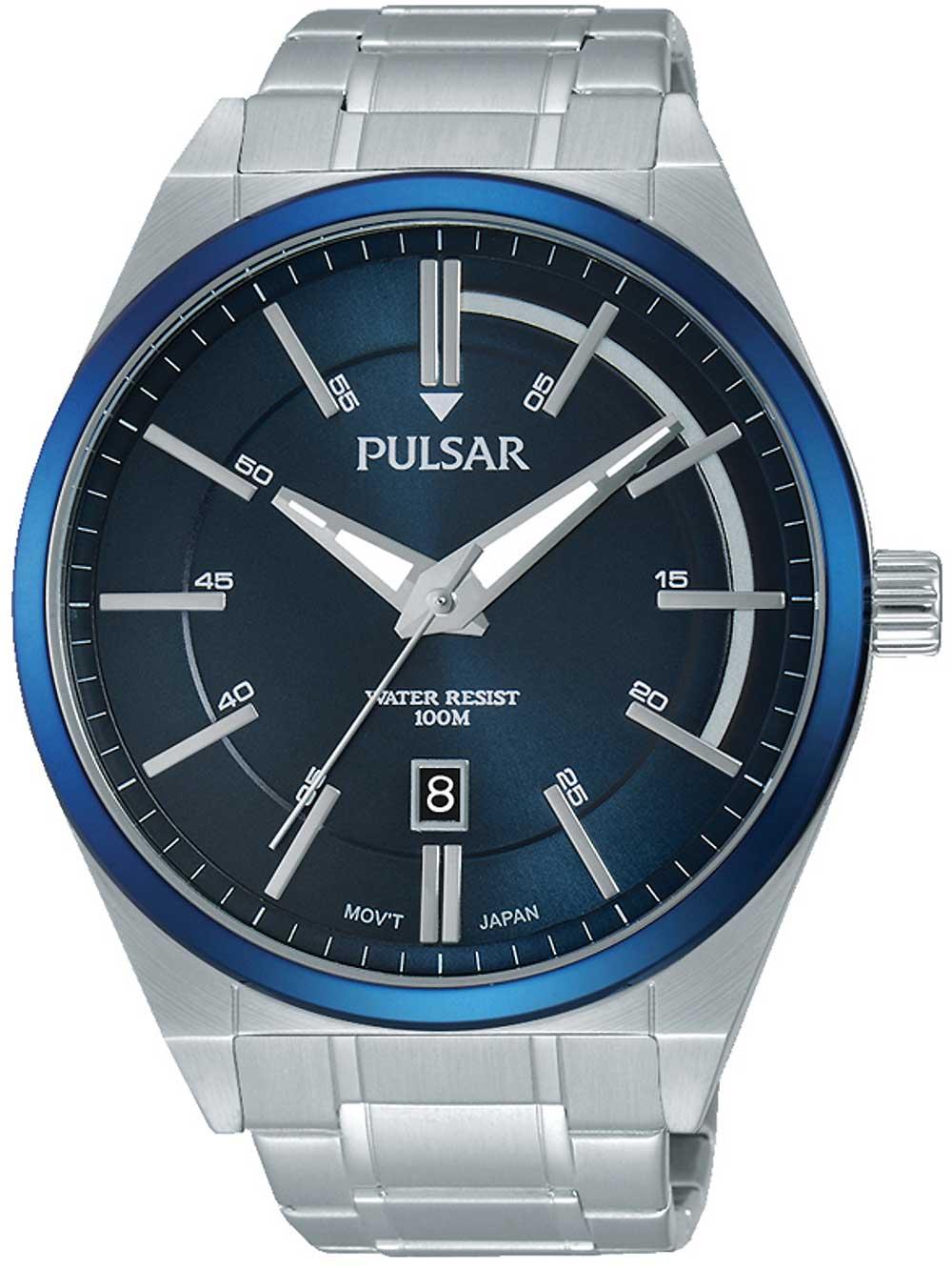 Pulsar PS9363X1 Herrenuhr 45mm 10ATM