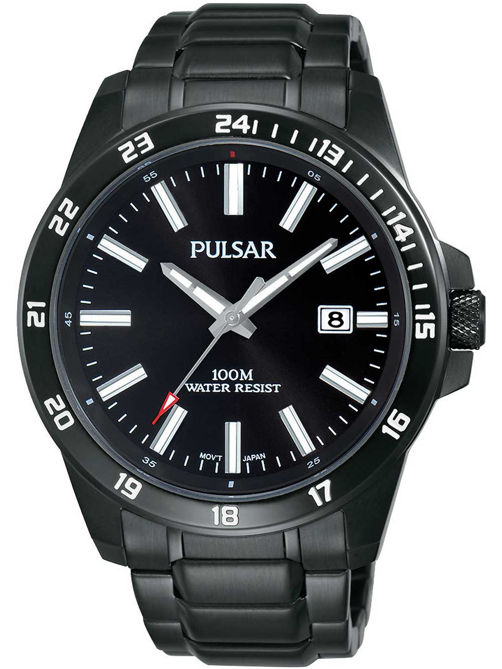 Pulsar PS9461X1 Herrenuhr 43mm 10ATM