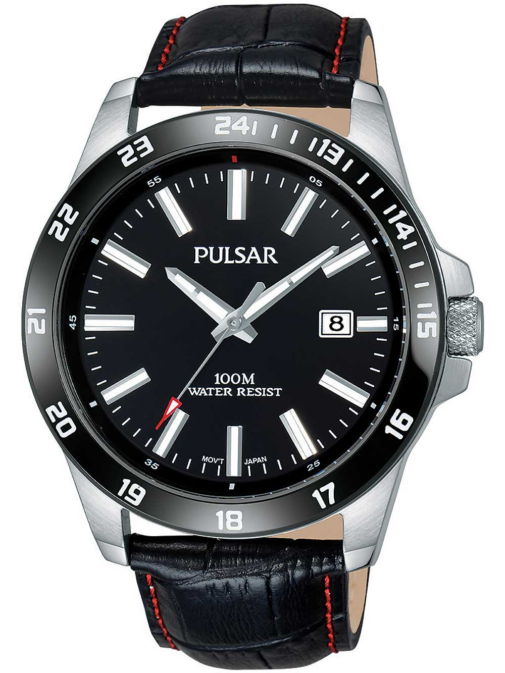 Pulsar PS9463X1 Herrenuhr 43mm 10ATM