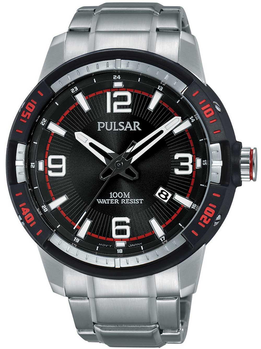 Pulsar PS9475X1 Herrenuhr 45mm 10ATM