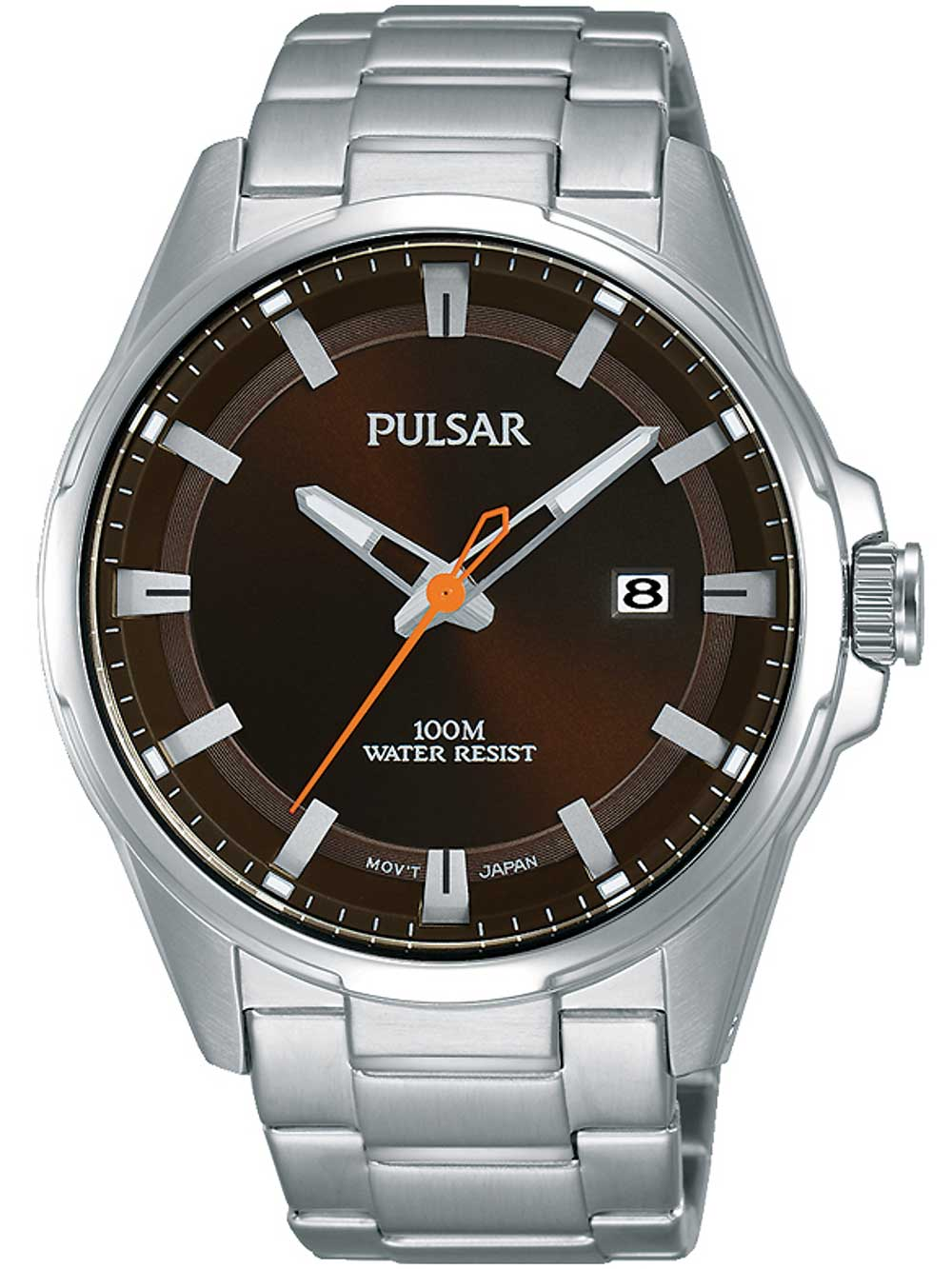 Pulsar PS9507X1 Herrenuhr 43mm 10ATM