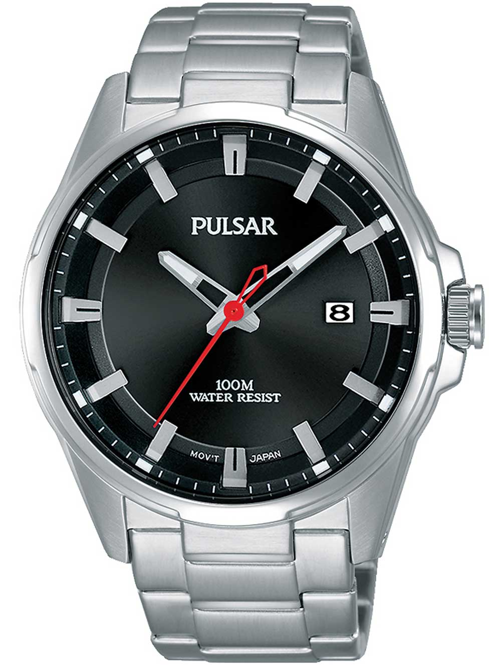 Pulsar PS9509X1 Herrenuhr 43mm 10ATM