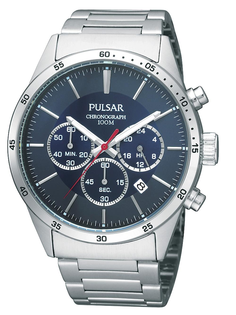 Pulsar PT3003X1 Chronograph 41mm 10ATM