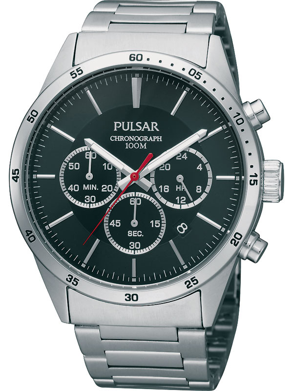 Pulsar PT3005X1 Herrenuhr Chronograph