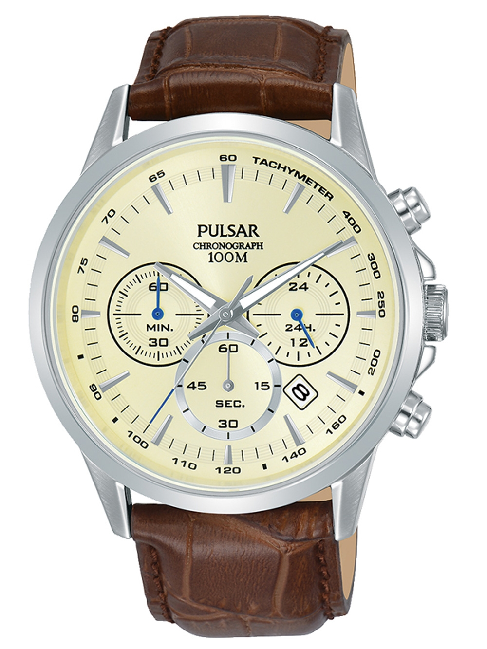 Pulsar PT3919X1 Chronograph 42mm 10ATM