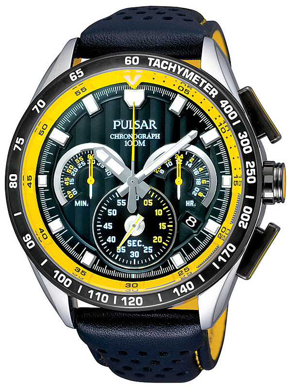 Pulsar PU2007X1 Herrenuhr Chronograph