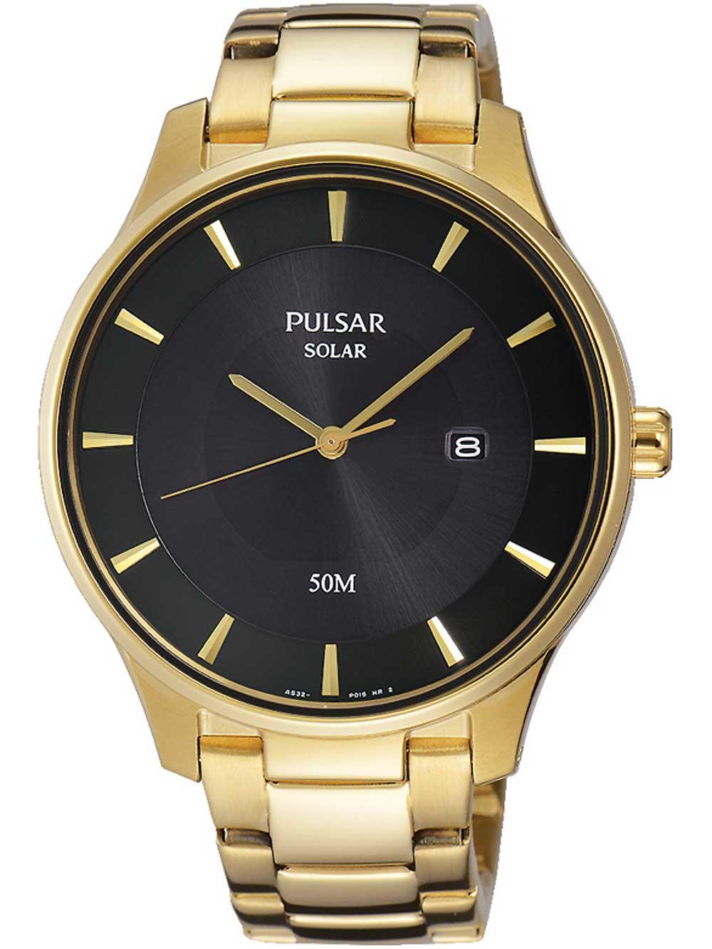 Pulsar PX3102X1 Solar Herrenuhr 41mm 5ATM