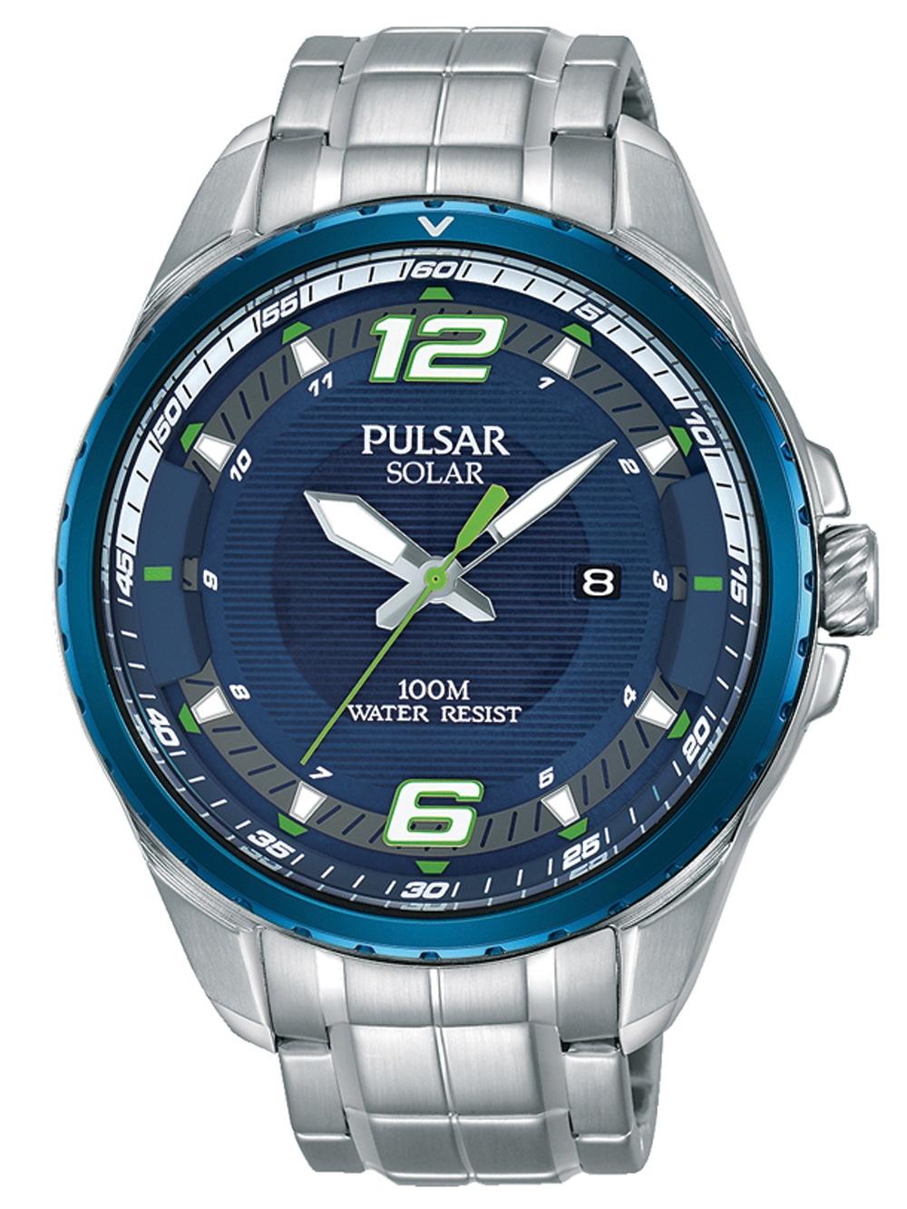 Pulsar PX3125X1 Solar Herren 44mm 10ATM