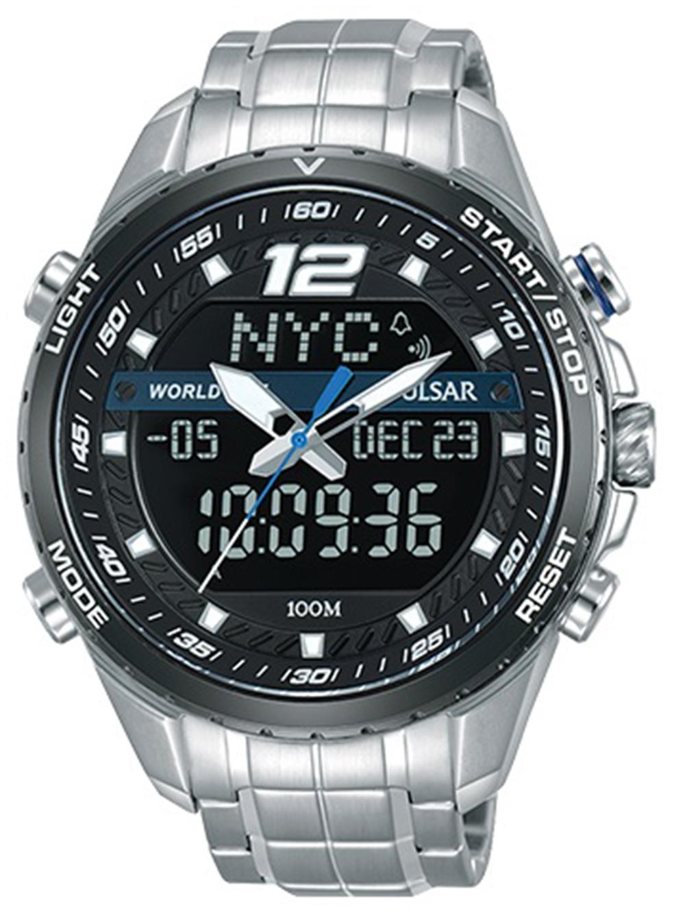 PZ4027X1 Ana-Digi Chronograph 45mm 10ATM