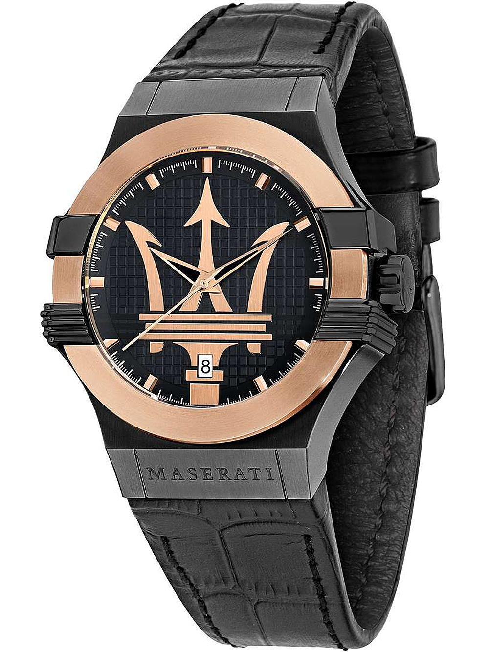 Maserati R8851108032 Potenza Herren 42mm 10ATM