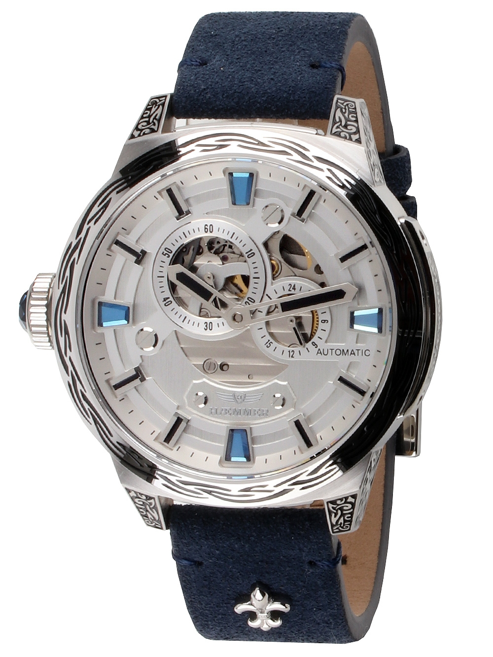 RD-300 Rebellious Blue Horizon Unisex 45mm 10ATM