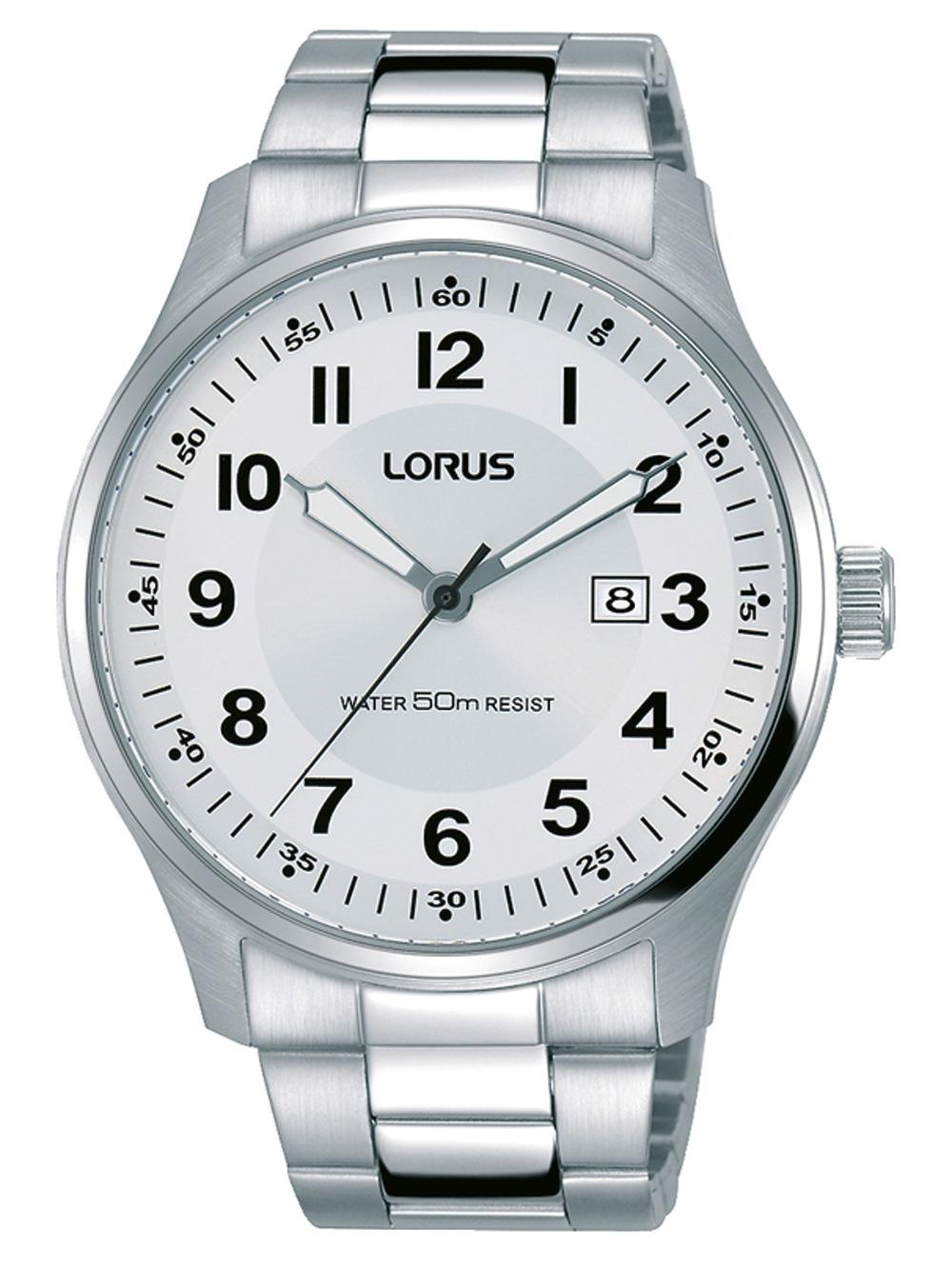 Lorus RH939HX9 Klassik Herren 42mm 5ATM