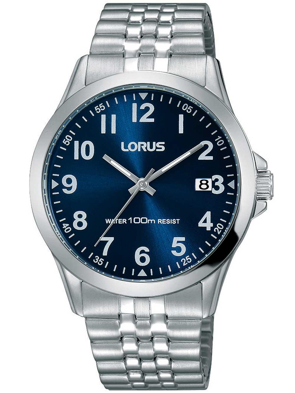 Lorus RS973CX9 Herren 38mm 10ATM