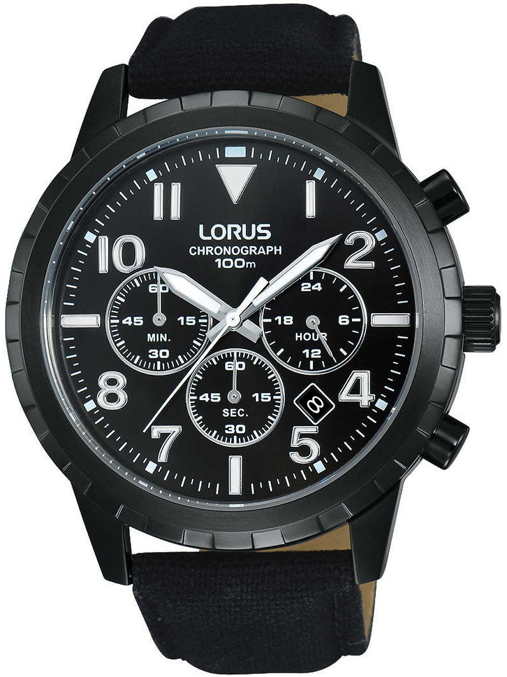 Lorus RT335FX9 Chronograph 45mm 10ATM