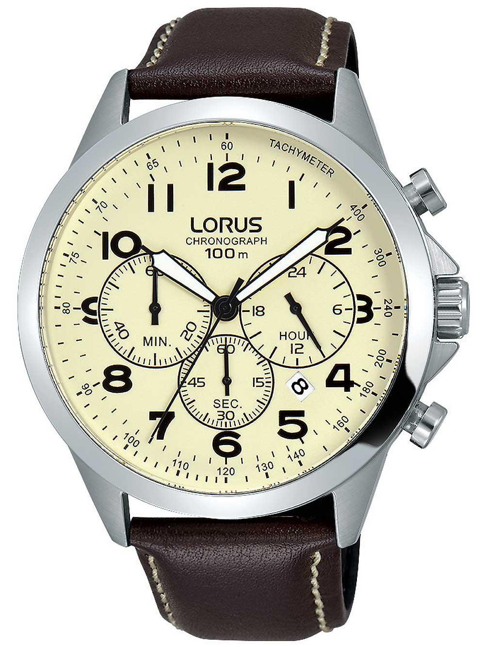 Lorus RT377FX9 Chronograph 44mm 10ATM