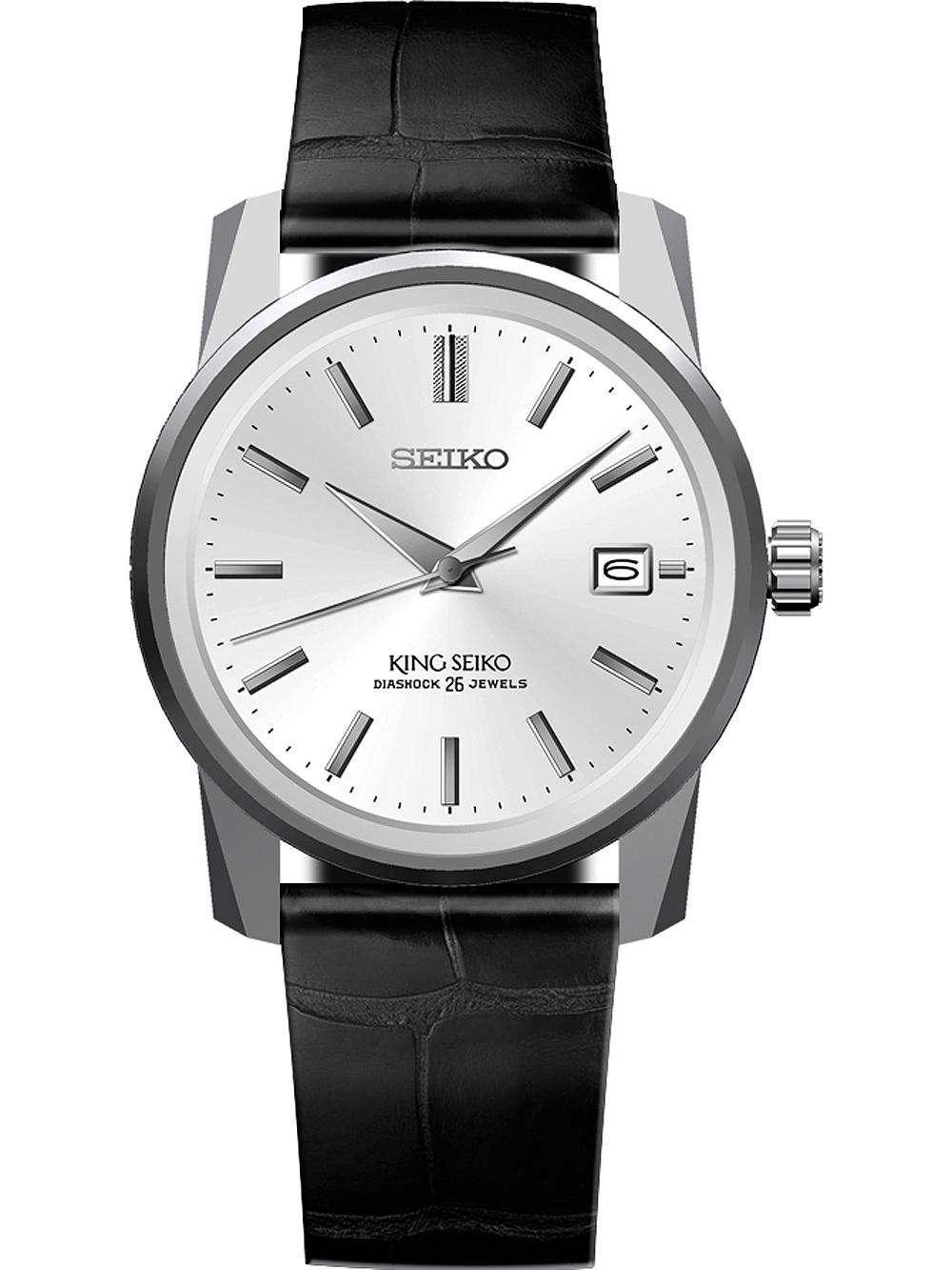 Seiko SJE083J1 King Seiko Automatik Limited Edition 38mm 5ATM