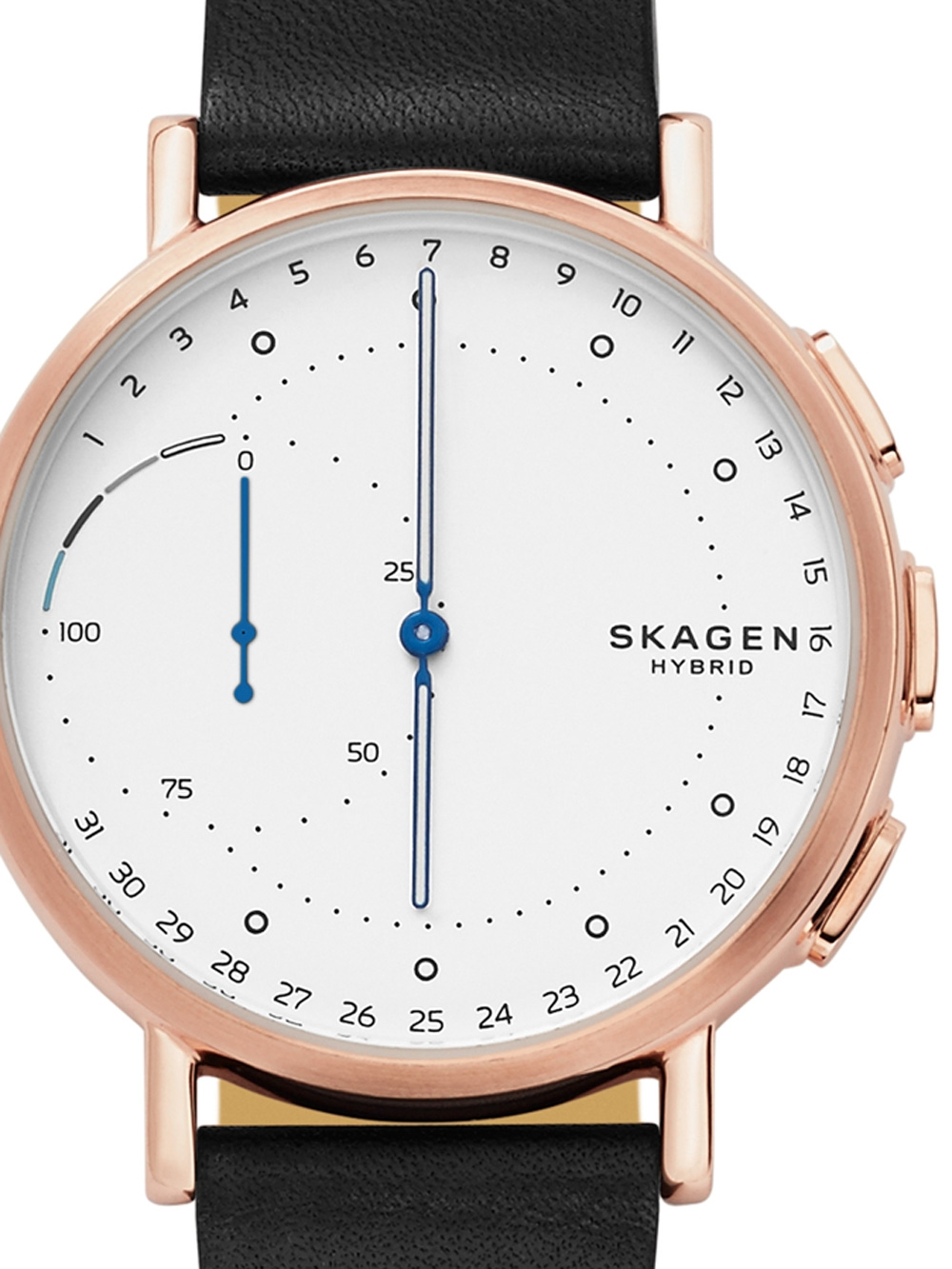 Skagen SKT1112 Signatur Hybrid Smartwatch 42mm 3ATM