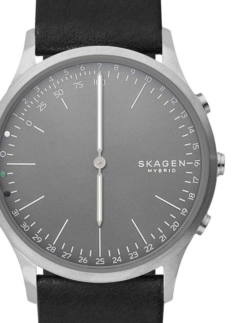 Skagen SKT1203 CA Jorn Gray I Hybrid Smartwatch Herren 42mm 3ATM