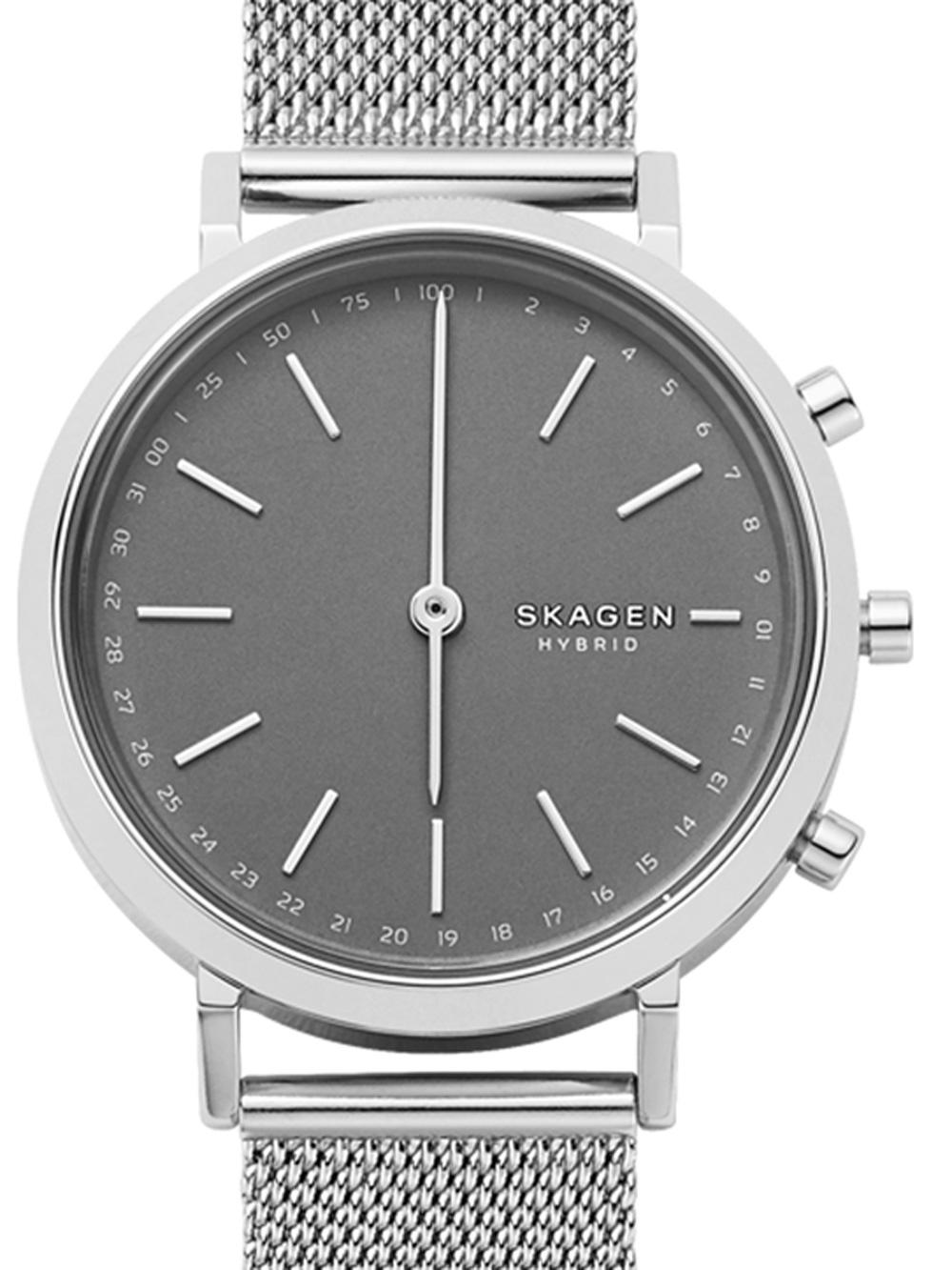 Skagen SKT1409 Hald Hybrid Smartwatch Damen 34mm 3ATM