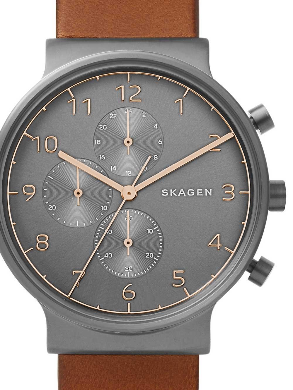 Skagen SKW6418 Ancher Chronograph 40mm 5ATM