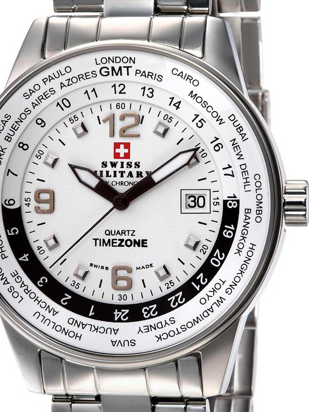 SM34007.02 GMT-Worldtimer 41mm 5ATM