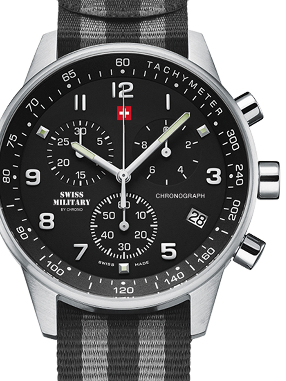 Swiss Military SM34012.14 Chronograph 41mm 5ATM