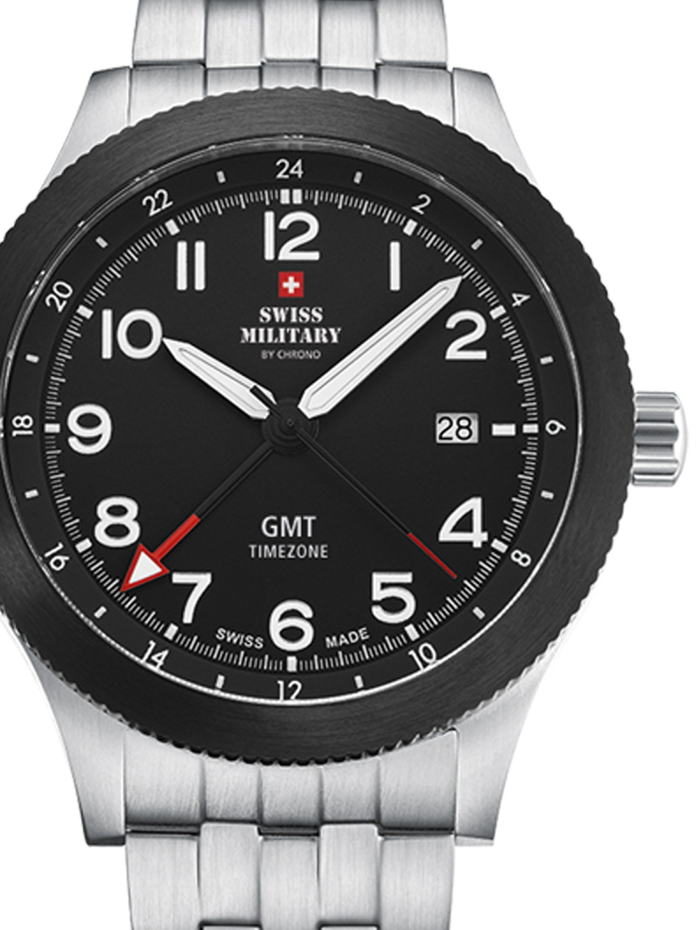 Swiss Military SM34053.03 Herren 42mm 5ATM